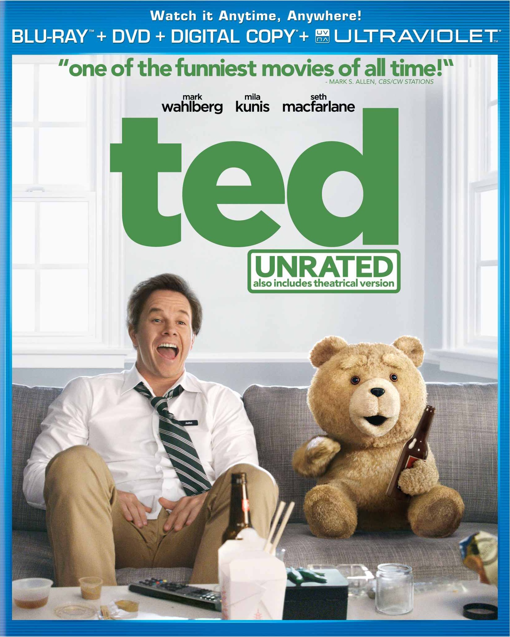 Ted (2012) .mkv BluRay 1080p AC3 - DTS ITA ENG SUBS