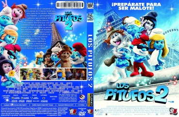 los pitufos 2 - The smurfs 2 DC