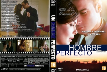 A PERFECT MAN - DVD COVER 2013
