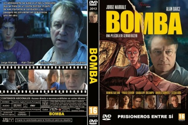 BOMBA DVD COVER 2013 ARGENTINA
