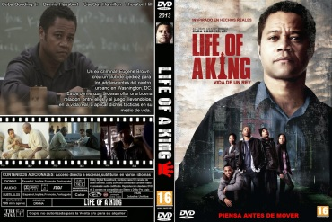 LIFE OF A KING DVD COVER 2013 PBETADOS