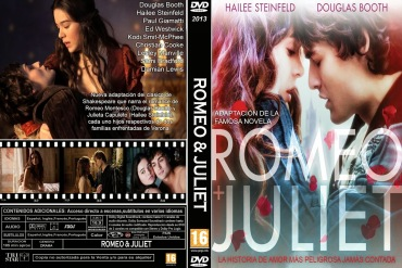 ROMEO AND JULIET DVD COVER 2013 PBETADOS