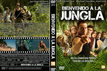 WELCOME TO THE JUNGLE DVD COVER 2013 PBETADOS