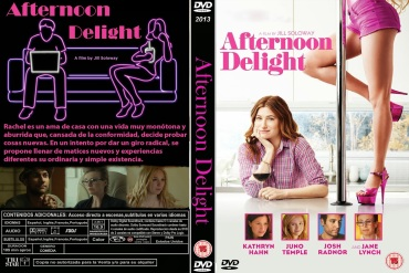 AFTERNOON DELIGHT DVD COVER 2013 ESPAÑOL PBETADOS