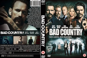 BAD COUNTRY DVD COVER 2014 ESPAÑOL PBETADOS