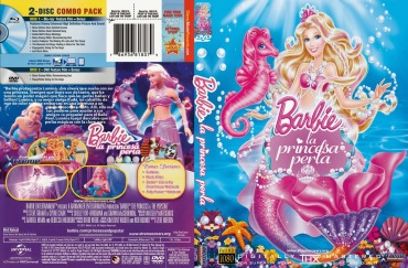 Barbie the pearl princess  barbie la princesa perla