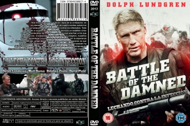 BATTLE OF THE DAMNED DVD COVER 2013 ESPAÑOL PBETADOS