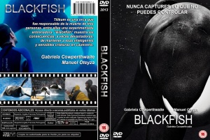 BLACKFISH DVD COVER 2013 ESPAÑOL