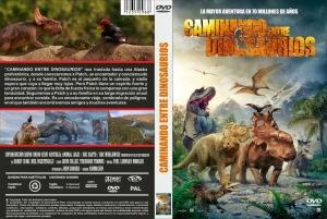 Caminando Entre Dinosaurios_cover
