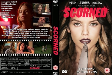 SCORNED DVD COVER 2013 PBETADOS