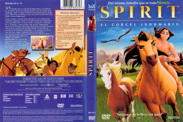 Spirit-El-Corcel-Indomable-Frontal-DVD