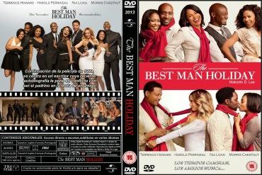 THE BEST MAN HOLIDAY DVD COVER 2013 ESPAÑOL PBETADOS