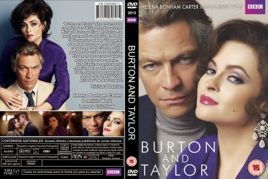 BURTON AND TAYLOR DVD COVER 2013 ESPAÑOL PBETADOS