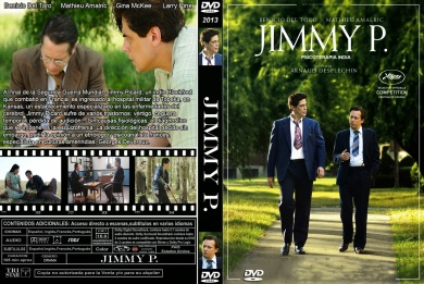 JIMMY P. DVD COVER 2013 PBETADOS