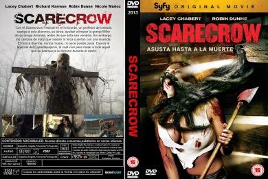 SCARECROW DVD COVER 2014 ESPAÑOL PBETADOS