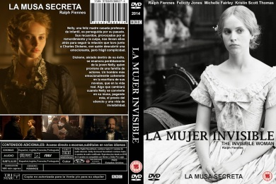 THE INVISIBLE WOMAN DVD COVER 2013 ESPAÑOL PBETADOS