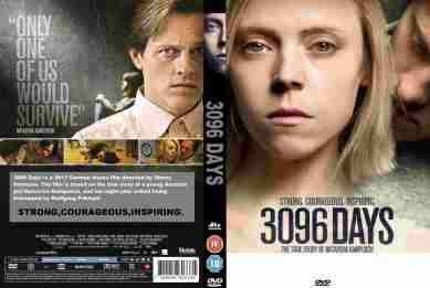 3096 days, dagar dvd swe retail