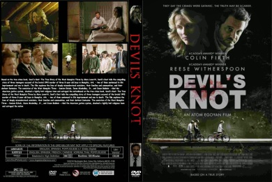 Devil's Knot (2014) - Cover DVD Movie