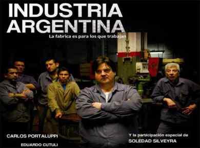 Industria Argentina, La fábrica es para los que trabajan, de Ricardo Díaz Iacoponi