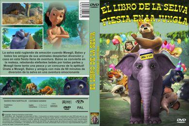 El_Libro_De_La_Selva_-_Fiesta_En_La_Jungla_-_Custom_por_jonander1