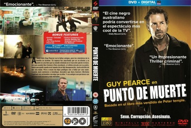 Jack Irish Dead Point punto de muerte