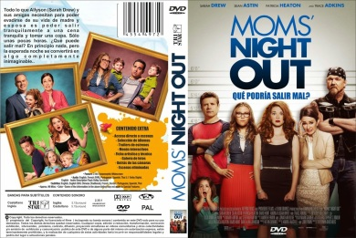 Moms Night Out Custom Por Jonander1 - dvd